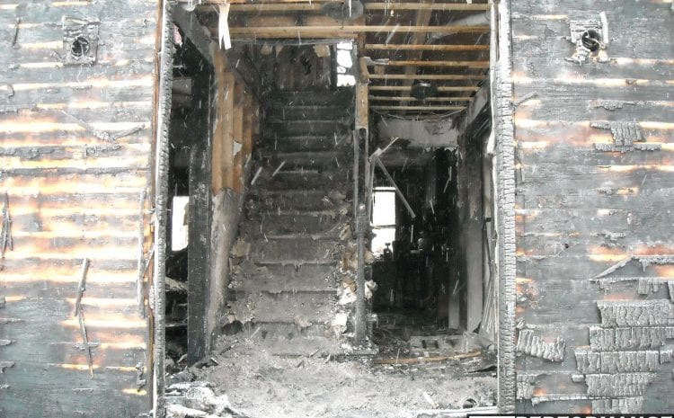Fire and Smoke Damage Restoration Tips