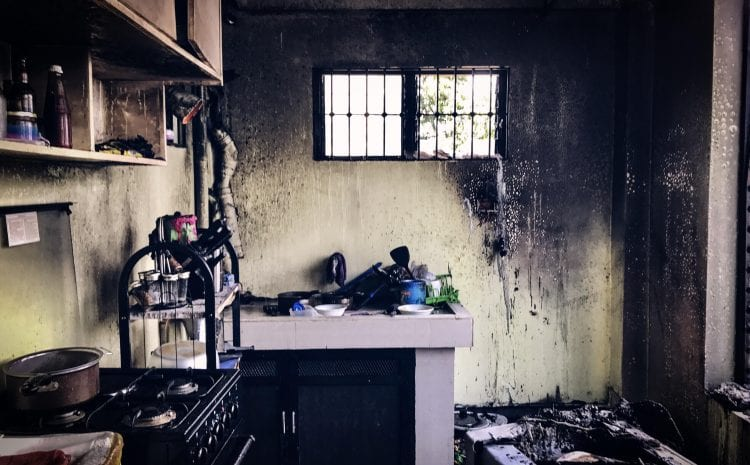 Fire Damage in RI: A Deadly Winter Claim