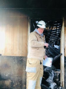 mike lyons firefighter to public adjuster ri