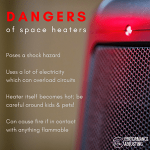 Dangers of Space Heaters