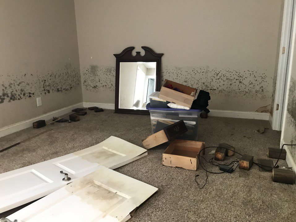 flood damage contents in ri