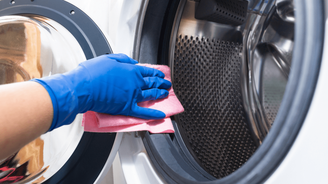 how to clean your washer and dryer - cleaning the interior of your washer will also help prevent mold growth. How to clean your washer, why you should clean your washer.