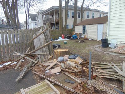 Professional Disaster Cleanup Services