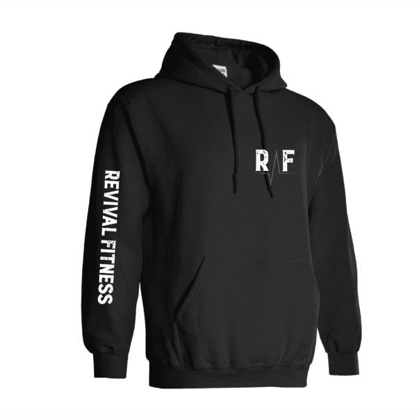 REVIVAL FITNESS STANDARD HOODED SWEATSHIRT