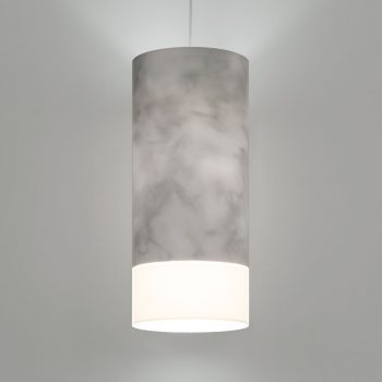 Lumetta's Acrylic Shade Custom Lite Pendant is a fabulous, task-oriented addition to any setting.